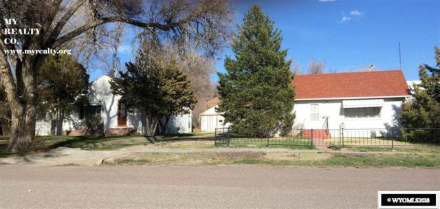 815 & 817 S 5th Street, Douglas, WY 82633 (MLS #20182184) :: Lisa Burridge & Associates Real Estate