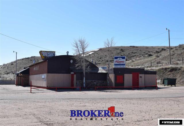 1136 Us Hwy. 20/26/87, Glenrock, WY 82637 (MLS #20182209) :: Lisa Burridge & Associates Real Estate