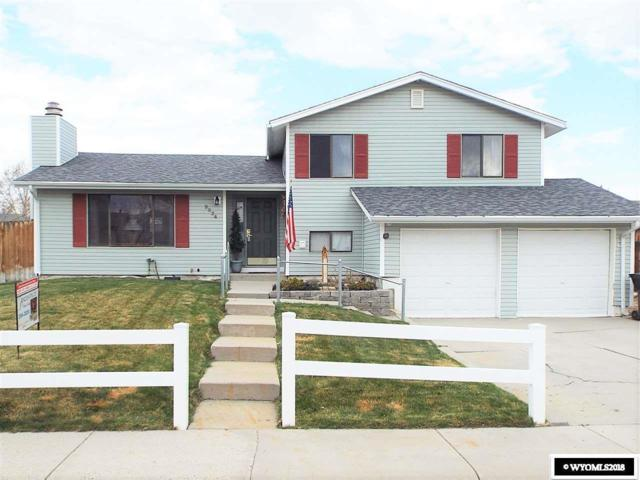 2834 Cherokee Lane, Casper, WY 82604 (MLS #20182211) :: RE/MAX The Group