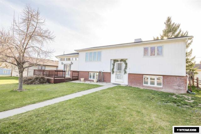 528 S 9th, Douglas, WY 82633 (MLS #20182213) :: RE/MAX The Group