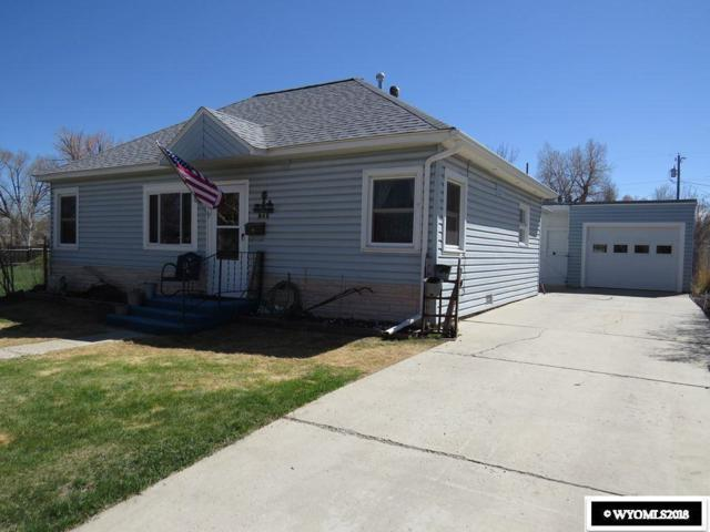 245 Washington Street, Lander, WY 82520 (MLS #20182219) :: RE/MAX The Group