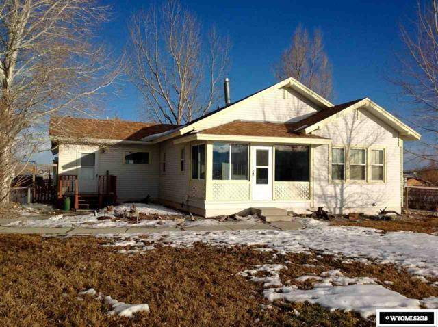 8 Pinto Lane, Lander, WY 82520 (MLS #20182220) :: RE/MAX The Group