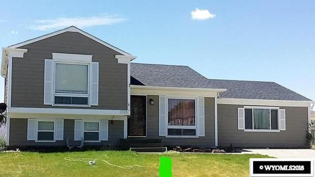 2526 Dunblane, Rawlins, WY 82301 (MLS #20182224) :: RE/MAX The Group