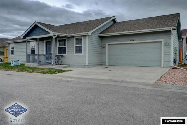 3424 Chaparral, Casper, WY 82604 (MLS #20182236) :: RE/MAX The Group