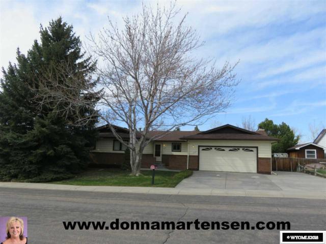 3510 E 19th Street, Casper, WY 82609 (MLS #20182237) :: Lisa Burridge & Associates Real Estate