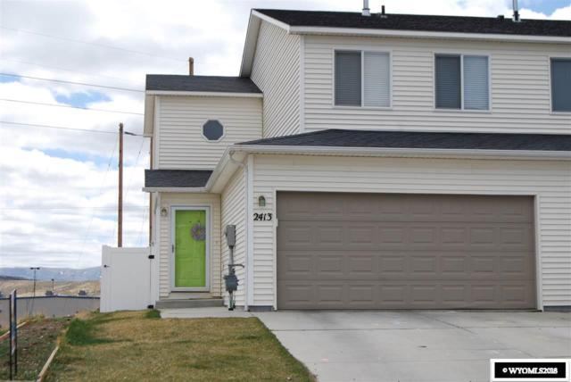2413 Bitter Creek Trail, Rock Springs, WY 82901 (MLS #20182238) :: RE/MAX The Group