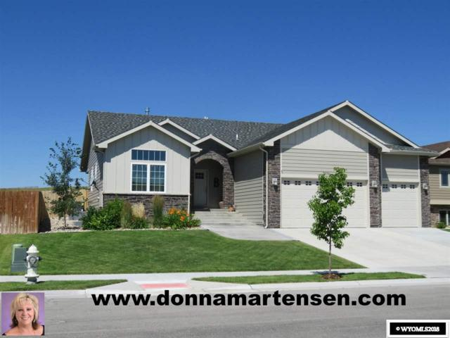 2576 Boots Drive, Casper, WY 82609 (MLS #20182239) :: RE/MAX The Group