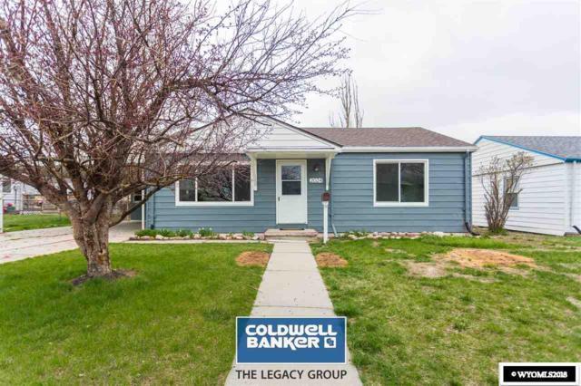 2024 Jackson, Casper, WY 82601 (MLS #20182245) :: Lisa Burridge & Associates Real Estate