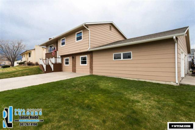860 Donegal, Casper, WY 82609 (MLS #20182250) :: RE/MAX The Group