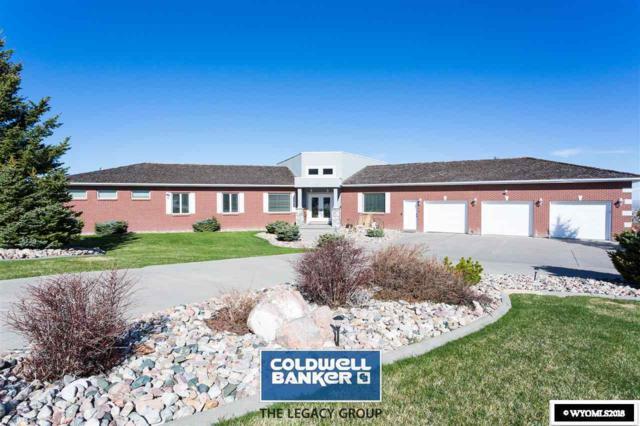 6250 S Walnut, Casper, WY 82601 (MLS #20182281) :: Real Estate Leaders