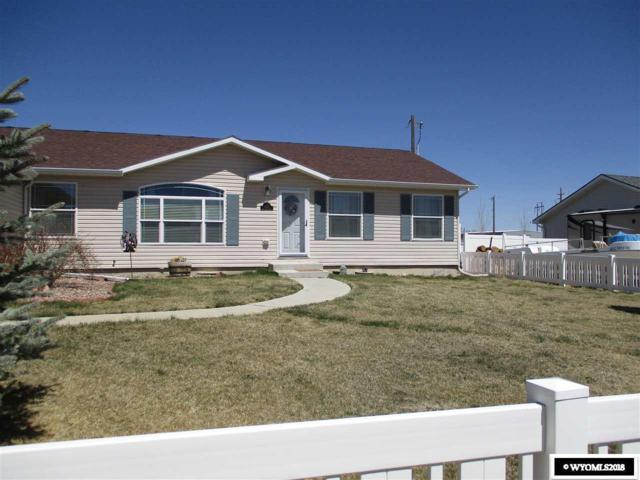 1419 Red Tail Drive, Rock Springs, WY 82901 (MLS #20182282) :: RE/MAX The Group