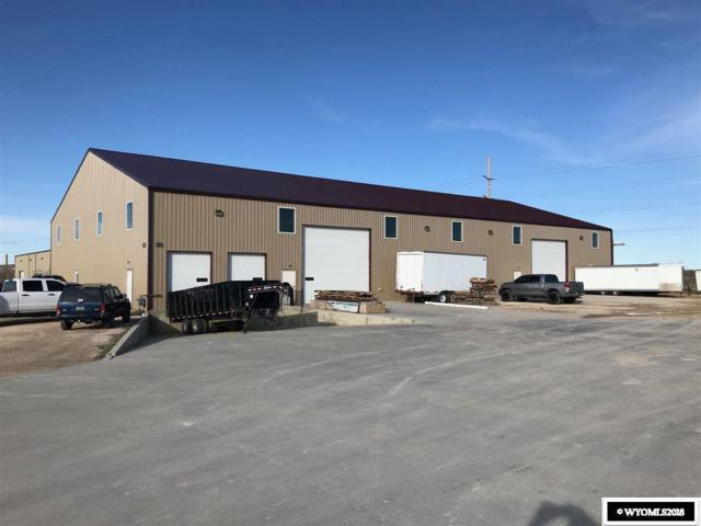 245 Baker Drive, Evansville, WY 82636 (MLS #20182297) :: RE/MAX The Group