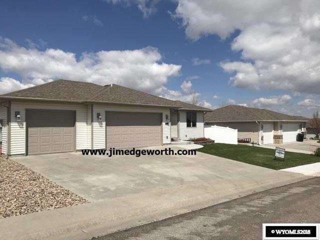 5128 Vista Way, Casper, WY 82601 (MLS #20182304) :: Real Estate Leaders