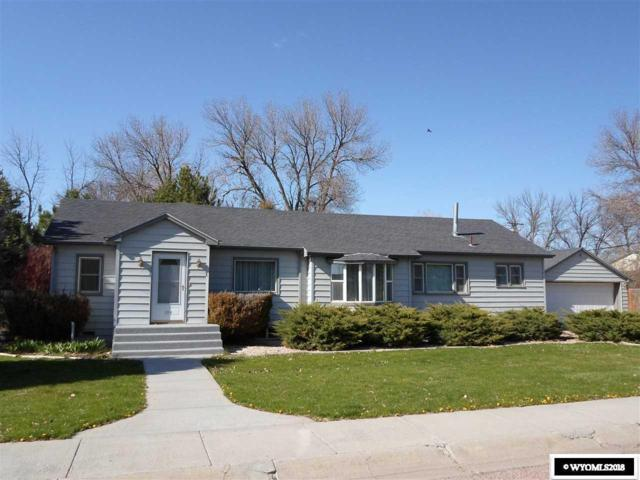 304 & 308 E 01ST Street, Lingle, WY 82223 (MLS #20182315) :: RE/MAX The Group