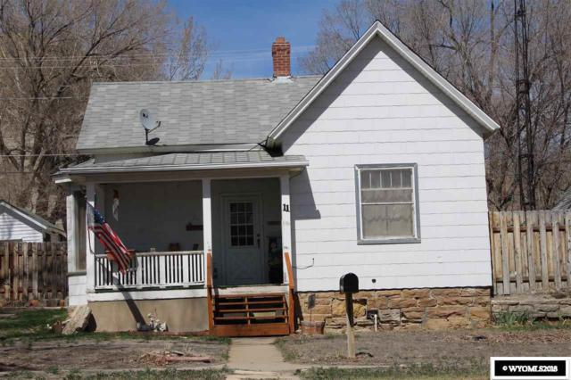 11 E 2nd North Street, Green River, WY 82935 (MLS #20182355) :: Real Estate Leaders