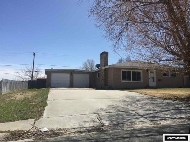 110 E Heath, Rawlins, WY 82301 (MLS #20182365) :: Real Estate Leaders