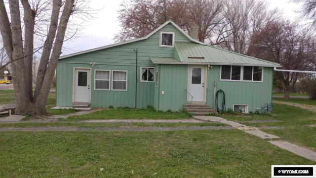 220 W 06th Street, Lingle, WY 82223 (MLS #20182376) :: Real Estate Leaders