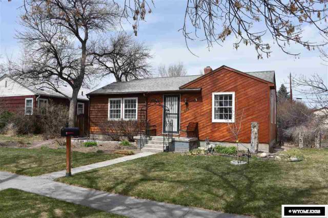 206 E Jackson, Riverton, WY 82501 (MLS #20182377) :: Lisa Burridge & Associates Real Estate
