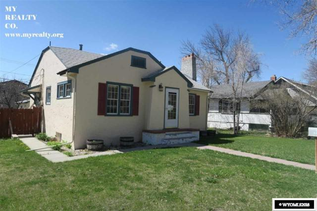 518 S 4th Street, Douglas, WY 82633 (MLS #20182394) :: Real Estate Leaders