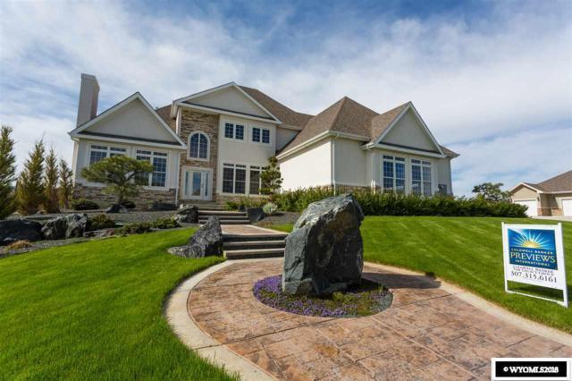 4511 E 21st Street, Casper, WY 82609 (MLS #20182427) :: Lisa Burridge & Associates Real Estate