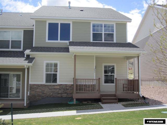 290 Fox Hills Dr., Green River, WY 82935 (MLS #20182451) :: Lisa Burridge & Associates Real Estate