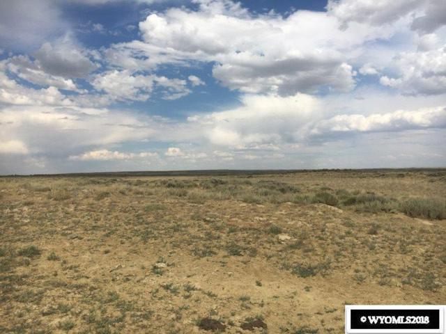 80 Acres Sweetwater County, Red Desert, WY 82336 (MLS #20182469) :: RE/MAX The Group