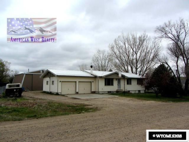 11 Valley Road, Douglas, WY 82633 (MLS #20182515) :: Real Estate Leaders