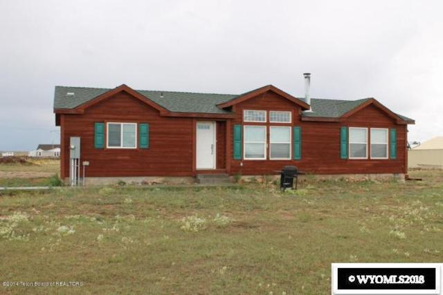 8 Tanner Lane, Big Piney, WY 83113 (MLS #20182520) :: Real Estate Leaders