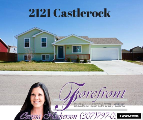 2121 Castlerock, Bar Nunn, WY 82601 (MLS #20182550) :: Lisa Burridge & Associates Real Estate