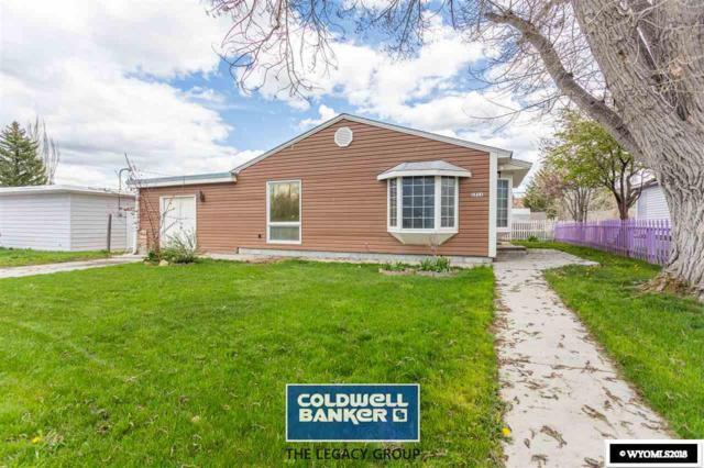 1711 S Elk, Casper, WY 82601 (MLS #20182551) :: Lisa Burridge & Associates Real Estate