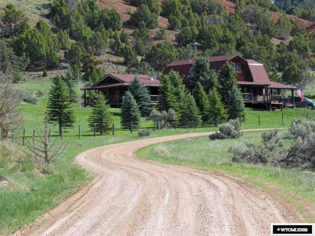 165 Old Maid Gulch, Ten Sleep, WY 82442 (MLS #20182560) :: RE/MAX The Group