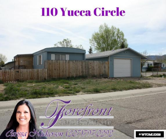 110 Yucca Circle, Casper, WY 82604 (MLS #20182579) :: RE/MAX The Group