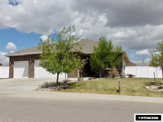 4446 E 22nd Street, Casper, WY 82609 (MLS #20182597) :: Lisa Burridge & Associates Real Estate