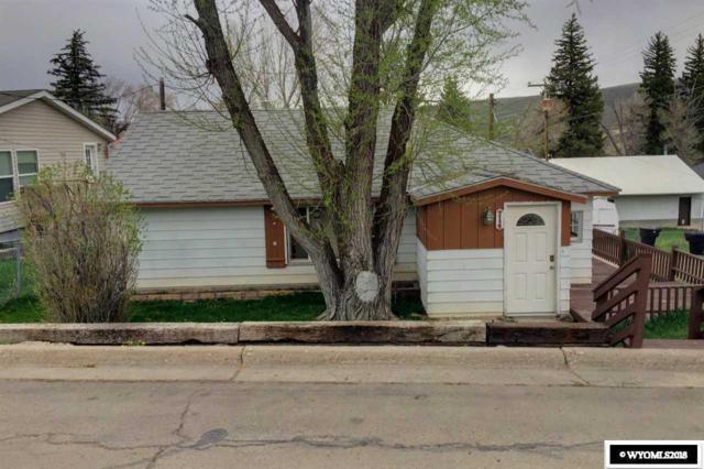 714 Ash Ave, Kemmerer, WY 83101 (MLS #20182616) :: Lisa Burridge & Associates Real Estate