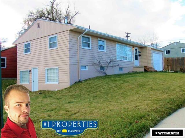 745 E 22nd Street, Casper, WY 82601 (MLS #20182646) :: Real Estate Leaders