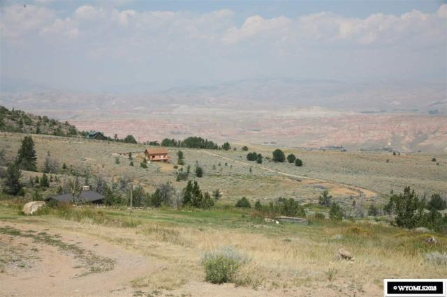 5 Hart Trail, Dubois, WY 82513 (MLS #20182691) :: RE/MAX The Group
