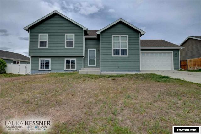 2210 Silvertip Street, Bar Nunn, WY 82601 (MLS #20182710) :: Lisa Burridge & Associates Real Estate