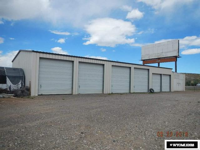 270 Highway 20 North, Thermopolis, WY 82443 (MLS #20182712) :: Real Estate Leaders