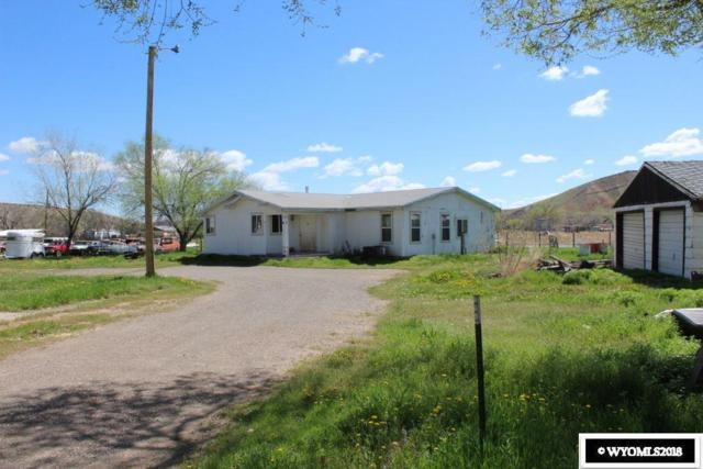 284 Red Lane, Thermopolis, WY 82443 (MLS #20182729) :: Real Estate Leaders