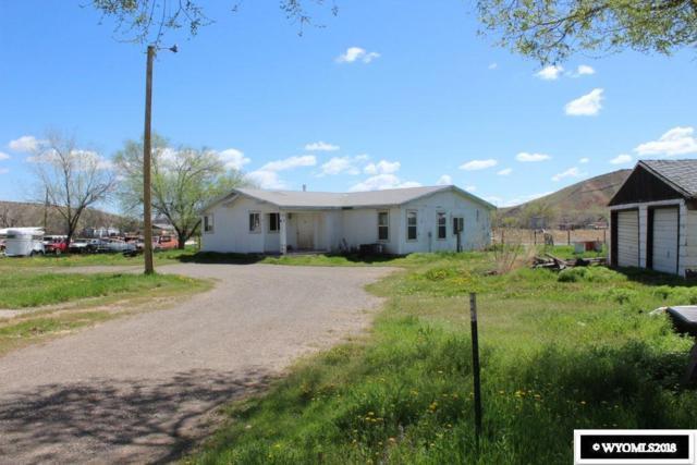 284 Red Lane, Thermopolis, WY 82443 (MLS #20182729) :: Lisa Burridge & Associates Real Estate
