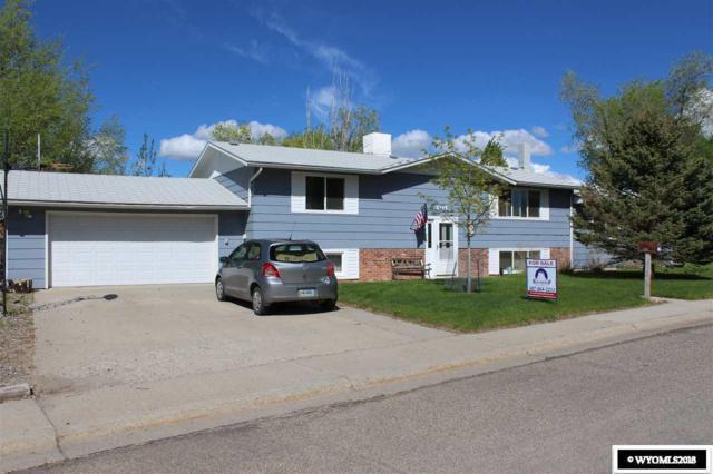 101 Cedar Ridge Drive, Thermopolis, WY 82443 (MLS #20182744) :: Lisa Burridge & Associates Real Estate
