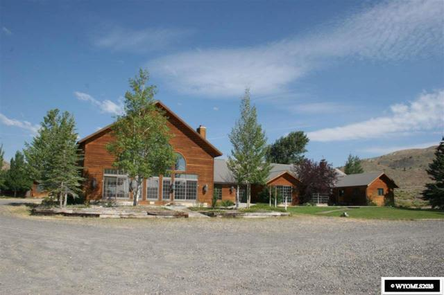 1068 Horse Creek Road, Dubois, WY 82513 (MLS #20182745) :: RE/MAX The Group