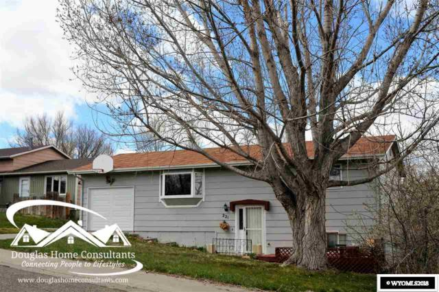 221 California Trail, Glenrock, WY 82637 (MLS #20182752) :: RE/MAX The Group