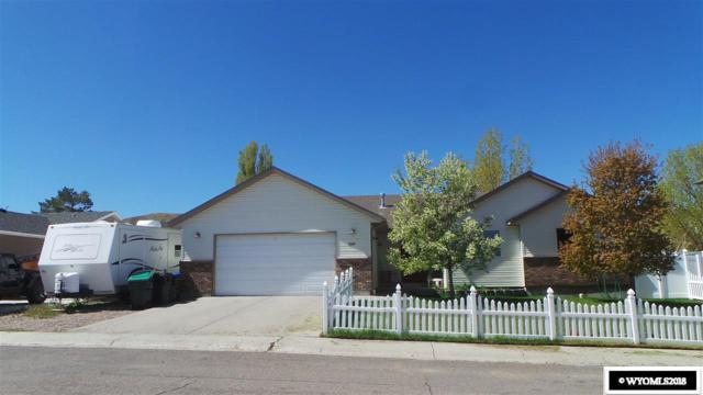 1610 New Mexico, Green River, WY 82935 (MLS #20182754) :: Real Estate Leaders