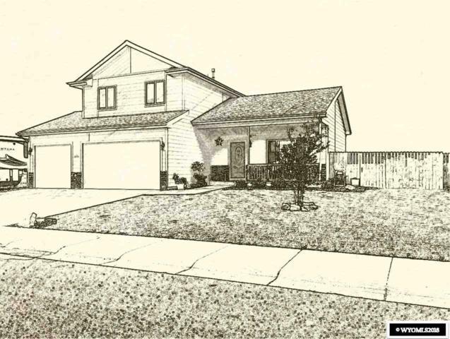 2015 Kalina Trail, Bar Nunn, WY 82601 (MLS #20182763) :: Real Estate Leaders
