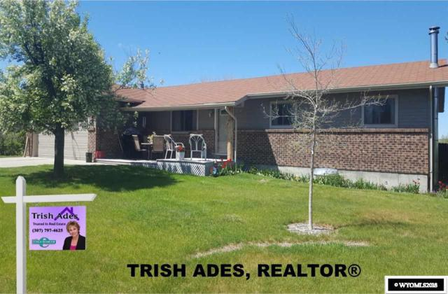 4542 Monument Road, Casper, WY 82604 (MLS #20182802) :: RE/MAX The Group