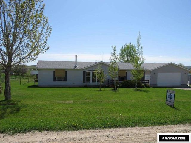53 Del Ray Drive, Lander, WY 82520 (MLS #20182817) :: Lisa Burridge & Associates Real Estate
