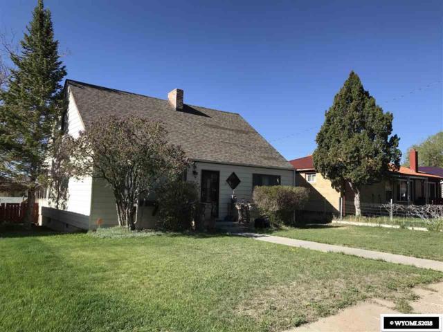 1120 Veterans Ave., Rawlins, WY 82301 (MLS #20182828) :: Lisa Burridge & Associates Real Estate