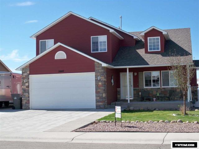 3448 Bristol Avenue, Rock Springs, WY 82901 (MLS #20182842) :: RE/MAX The Group