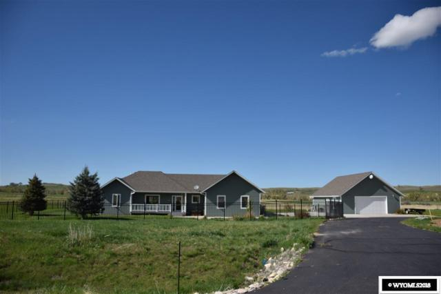9 Amber Drive, Buffalo, WY 82834 (MLS #20182877) :: RE/MAX The Group